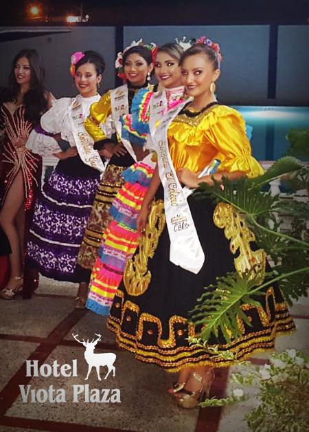 organizacion de reinados hotel viota plaza